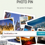 Consigue fotos para tus post con Photo Pin