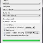 Rufus: haz booteable cualquier versión de Windows o Linux en una memoria USB