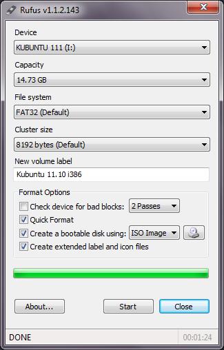 [APORTE] Instala tus sistemas operativos desde USB con este programa Rufus