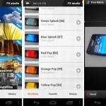 FX Photo Editor: editor de fotografías para Android
