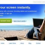 Screenleap: comparte tu escritorio sin tener que instalar ninguna aplicación
