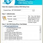 Obtenen el historial de todas las unidades USB que estaban conectadas en tu PC