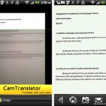 Cómo escánear documentos con la cámara de tu dispositivo con Android y CamScanner