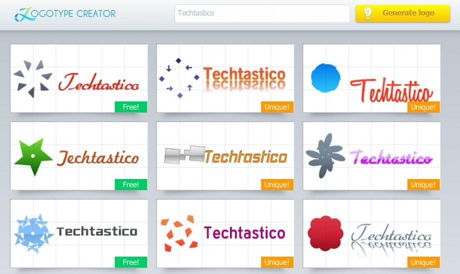 Logotype creator generador de logos en l nea for Generador de logos