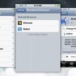 BrowserChooser, o cómo hacer que Chrome sea el navegador por defecto en iOS