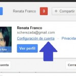 Dejar de recibir notificaciones de Google Plus al correo electrónico