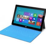Microsoft lanza Surface, la primera Tablet con Windows 8