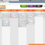 My Time Organizer: tareas, eventos y notas en esta aplicación para Google Chrome