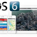 Las novedades presentadas en iOS 6