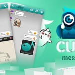 Cubie Messenger: una unión entre Draw Something y Whatsapp