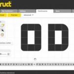 FontStruct: crea y descarga fuentes de forma gratuita