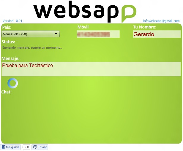 Websapp WhatsApp