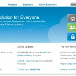 Adrive: 50GB de almacenamiento en la nube gratis, sin trucos