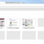 Google Chrome Portable, para llevar este navegador contigo a donde vayas