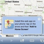 Cómo instalar Google Maps en iOS 6 y en iPhone 5