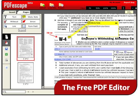 lector pdf pocket: