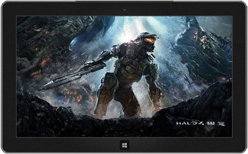Halo 4 tema windows 8