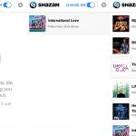 Shazam para Mac, indetifica la música que se reproduce en Mac o cualquer dispositivo cercano
