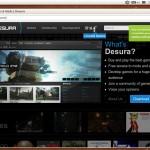Desurium, alternativa a Steam en Linux
