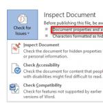 3 maneras de eliminar los metadatos de tus archivos de Word