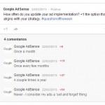 Cómo publicar una encuesta en Google+
