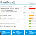Should I remove it?: te indica si debes desinstalar o no una aplicación