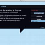 Cryptocat chat privados en grupo para Mac