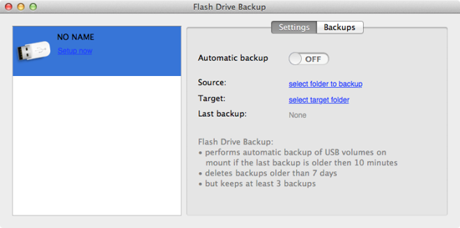 Flash-Drive-Backup-settings