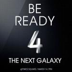 Mira el lanzamiento del Galaxy S IV en vivo