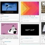 Project Awesome: recolecta y visualiza imágenes e historias inspiracionales