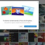 Activar la nueva característica de previsualización de imágenes en Dropbox ahora mismo