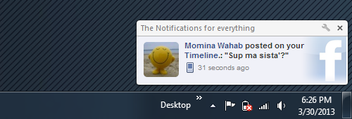 The Notifications for Everything