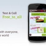 Yuliop: mensajes y llamadas gratis a cualquier otro teléfono del mundo