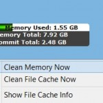 CleanMem: optimiza y libera memoria en Windows