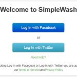 FaceWash ahora es SimpleWash y añade soporte para Twitter