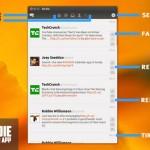 Birdie: nuevo cliente de Twitter para Linux de una sola columna