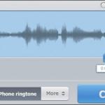 Cómo convertir cualquier MP3 en un ringtone para iPhone sin instalar un programa