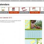 Crea e imprime calendarios personalizados con Creative Calendars
