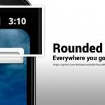Cómo colocar esquinas redondeadas en la pantalla de tu Android