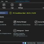 Poderosa herramienta de mantenimiento todo en uno Synei System Utilities