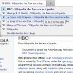 Cómo ver el historial de Firefox con un solo click