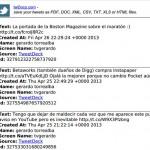 twDocs, exporta tu perfil de Twitter en diferentes formatos de documentos