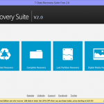Recupera tus datos en Windows 7 con Data recoverty Suite