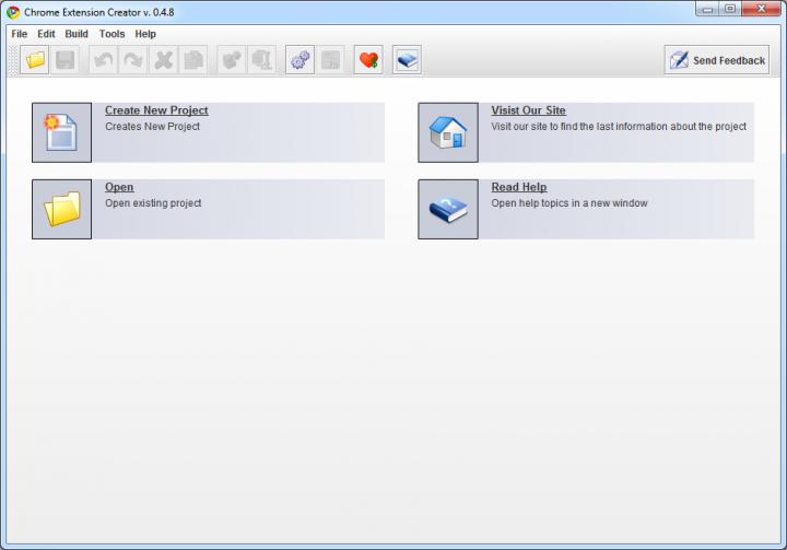 Chrome Extension Creator