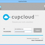 Cupcloud: sincroniza carpetas, documentos y el navegador en varias PCs