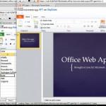Office Web Apps con edición en tiempo real y soporte para Android