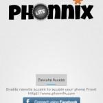 Phonnix permite controlar tu Android desde Chrome
