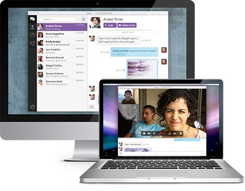 Viber Windows Mac