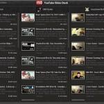 YouTube Video Deck, el Tweetdeck para los canales de YouTube
