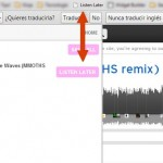 Later.fm, guarda música para escuchar después al estilo Instapaper